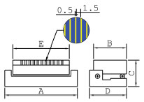 Line Diagram of Single Angle Sine Table